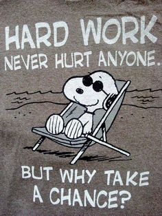 Have a good day quotes, Snoopy