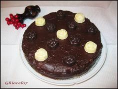 Tort cu crema de nuca Pancakes, Pudding, Breakfast, Desserts, Food, Morning Coffee, Tailgate Desserts, Deserts, Custard Pudding