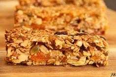 Otto Lenghi, Rice Crisps, Cooking Recipes, Healthy Recipes, Healthy Food, Yotam Ottolenghi, Granola Bars, Great Recipes, Breakfast Recipes