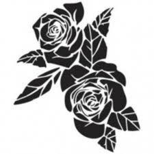 Resultado de imagen de plantillas para pintar camisetas con rotuladores  flores
