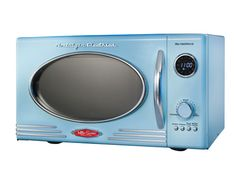 {Nostalgia Electrics retro microwave} I like this!