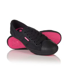 Superdry Low Pro Trainers Blue on sale in the UK along with many other sportswear and outdoor items available online Canvas Sneakers, All Black Sneakers, Shoes Sneakers, Superdry, Trainers, Heels, Boots, Item Number, Polyvore
