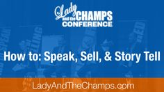 Lady and the Champs June 25 & 25th, 2016
