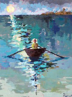 Gary Bodner - Moonlight Lake