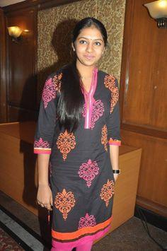 Lakshmi Menon at Pandianadu Success Meet