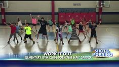 Watch This Gym Teacher's Awesome 'Whip/Nae Nae' Workout Routine