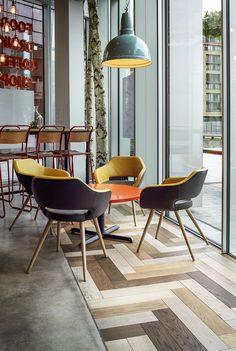 KuPP, Paddington, Havwoods Engineered Wood Flooring