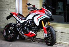Tumblr Moto Ducati, Ducati Motorcycles, Cars And Motorcycles, Bmw Adventure Bike, Ducati Multistrada 1200 S, Sportbikes, Motorbikes, Pikes Peak, Mopeds