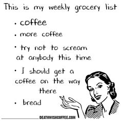 OH Yes..A TrueBrew Coffee would be a good idea!! Hmm, maybe even a Great Harvest Bread!!