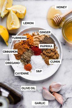 Shawarma Seasoning, Shawarma Spices, Shawarma Chicken, Tandoori Chicken Marinade, Homemade Spices, Homemade Seasonings, Fun Easy Recipes, Healthy Recipes, Grilling Recipes