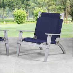 PatioSense Vega Armchair   Wayfair Woven Chair, Chair Fabric, Outdoor Armchair, Outdoor Chairs, Wood Patio Chairs, Wooden Side Table, Small Patio, Wood Pieces, Club Chairs