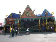 Camden Park ~ West Virginia's only amusement park ~ over 100 yrs. old & located in Huntington! ♥