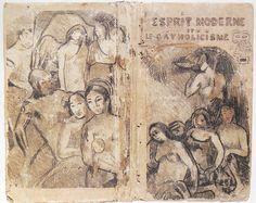 Paul Gauguin - L'Esprit Moderne et le Catholicisme - F 82a, F 82b - Paul Gauguin - Wikipedia, the free encyclopedia