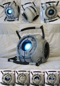 Wheatley (Portal 2). I loved this character.