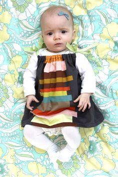 DIY pillowcase dress  I am gonna make a million of these for my blessed NIECE when she arrives!!!! WOOOOTTT