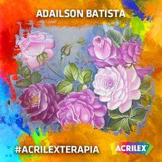 #Acrilexterapia por Adailson Batista