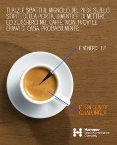 Il caffè...del lunedì?!