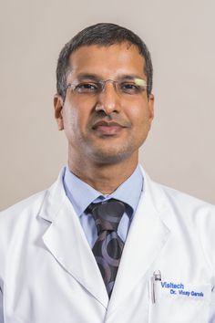 Dr. Vinay Garodia  Consultant Ophthalmologist MD (AIIMS, Gold Medalist), MNAMS, DNB, FRCS Ed.  www.visitech.org/our-team.html