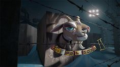 I, pet goat II - Best 3D Animated Short Film - Beautiful Animation and character designs