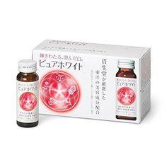 Collagen shisheido wolfberry Pure white dạng nước dưỡng trắng da toàn thân