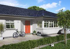 Designverktøy | Ytterdører| Swedoor | JELD-WEN Garage Doors, Outdoor Decor, Home Decor, Modern, Decoration Home, Room Decor, Interior Design, Home Interiors, Interior Decorating
