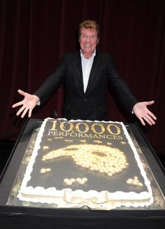 PHANTOM Celebrates 10,000th West End Show with Michael Crawford & Andrew Lloyd Webber October 23, 2010