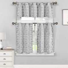 FREE SHIPPING AVAILABLE! Buy Duck River Dawn 3-pc. Kitchen Curtain Set at JCPenney.com today and enjoy great savings. Available Online Only!