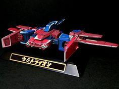 GUNDAM GUY: HGBF 1/144 Gundam Tryon 3 [Anime Colors] - Painted Build