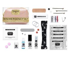 Minimergency Kit for Bridesmaids – Pinch Provisions