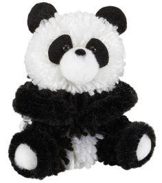 Cuddly Pom Pom Kits - Panda