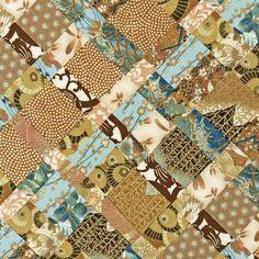 Robert Kaufman Fabrics: AHDM-8760-192 SPRING by Heidi Dobrott from Formosa