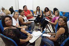 CURSO CAMINHOS DO CUIDADO - TUTORAS ANA LÚCIA E GABRIELLE ~ Estação OTICS-RIO PENHA