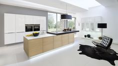 Cuisine Blanche Modern Kitchen Pinterest Modern And Kitchens - Cuisine camille foll