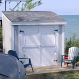 Easy to Build Lean to Shed & Storage Shed Plans | Icreatables.com