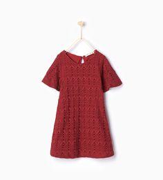 Rendas | Renda-se à tendência #Zara