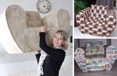 Christine fabrique des meubles en carton solides et pas chers | Ouest France Entreprises