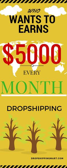 Dropshipping business is the one of best side hustle. It doesn't take a lot of time and it's a great way to make money from home. It's perfect for people working a nine to five or busy staying home moms. Earn Money From Home, Make Money Fast, Earn Money Online, Online Jobs, Online Games, Write Online, Drop Shipping Business, Starting Your Own Business, Work From Home Moms