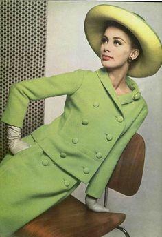 1962 | woman fashion 1962 | Meanredz | Flickr