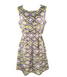 Yumi Y882 Empire line Dress