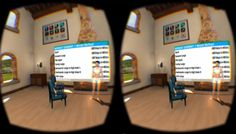 Virtual reality is now entering the fitness world. Runtastic has created a new fitness app for the Oculus Rift.  http://venturebeat.com/2014/12/15/runtastic-embraces-virtual-reality-with-a-new-fitness-app-for-oculus-rift/