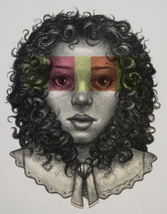 """Aria by Benedict Reyna - From $50. You will get an 8"""" x 10"""" size art print on museum quality archival paper. More options available at www.projectartshack.com #painting"""