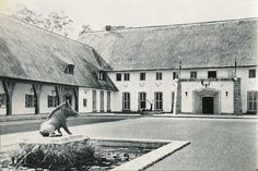private house hermann goring