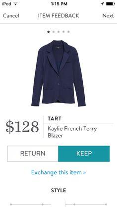 LOVE, LOVE this jacket!!  http://stitchfix.com/referral/6362047