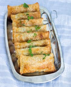 smördegspiroger Vegetarian Buffet, Vegetarian Recepies, Vegetarian Cooking, Veggie Christmas, Sandwiches, Zeina, True Food, Swedish Recipes, Us Foods