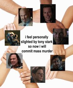 slighted by tony stark I feel personally so now i will commit mass murder - iFunny :) Superhero Memes, Avengers Memes, Marvel Memes, Marvel Avengers, Marvel Comics, Marvel Villains, Infinity War, Marvel Universe, I Understood That Reference