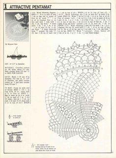 Decorative Crochet Magazines 7 - Gitte Andersen - Picasa Webalbums