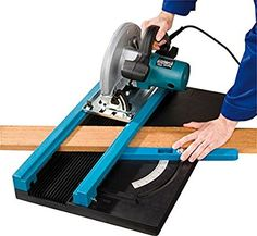 Westfalia Guide Rail for Circular Saws and Router: Amazon.de: Baumarkt