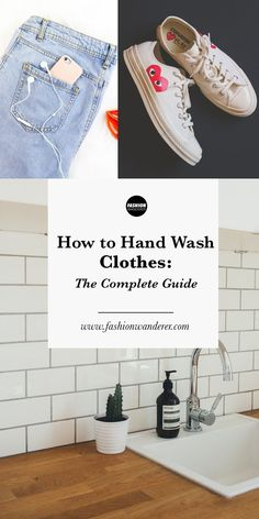 Clothes Line, Diy Clothes, Hand Wash Clothes, Room Cleaning Tips, Capsule Wardrobe Essentials, Handwashing Clothes, Clean Shoes, Clothing Hacks, Laundry Detergent