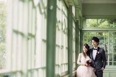 にこにこお2人と洋館前撮り* |*elle pupa blog*