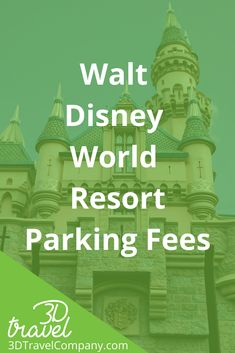 The full info on WDW Parking Fees Disney Resort Hotels, Disneyland Resort, Disney World Resorts, Disney Vacations, Hotels And Resorts, Orlando Vacation, Orlando Resorts, Walt Disney World Orlando, Universal Orlando
